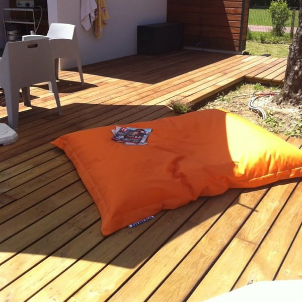 Lame de terrasse pin, marron, classe 4