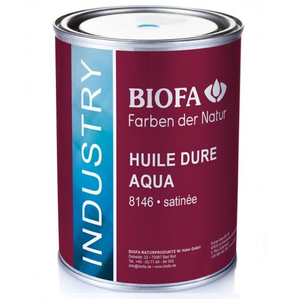 Huile dure (Biofa aqua incolore)