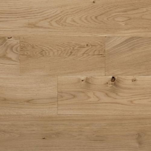 Parquet chêne cloué, simple face - (largeur 12 cm)