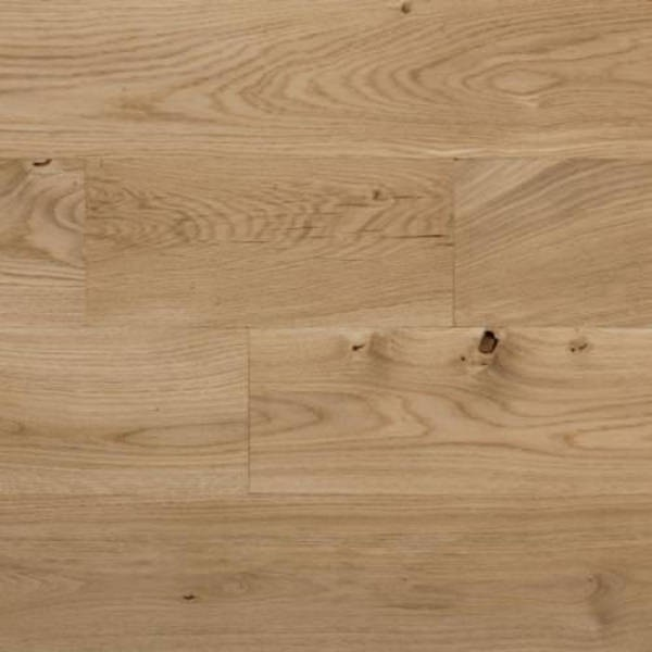Parquet chêne cloué, simple face - (largeur 16 cm)