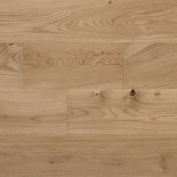 Parquet chêne cloué, simple face - (largeur 16 cm)