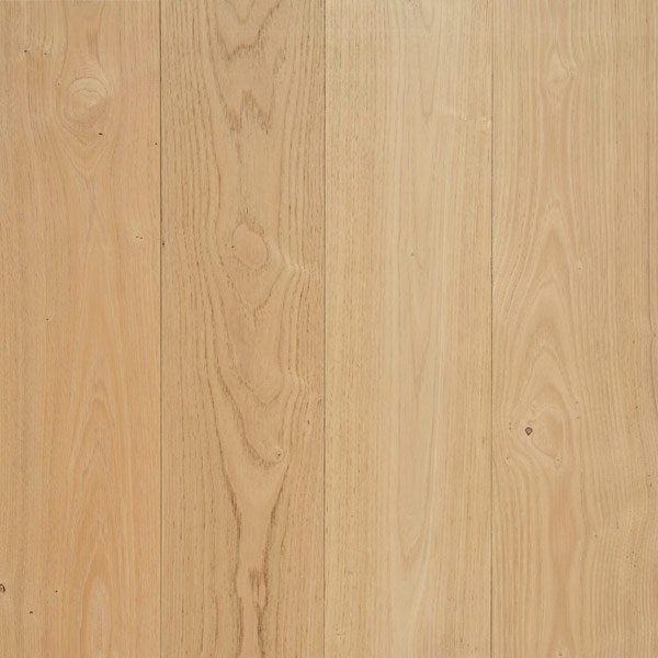 Parquet châtaignier pose collé - (largeur 14 cm, brut)