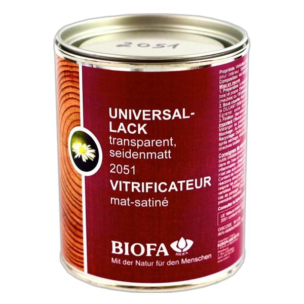 Vitrificateur (mat Biofa 2051)